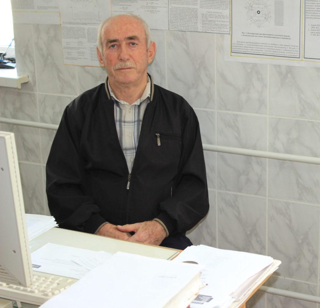 Алиев Шамиль Микаилович